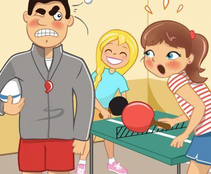 Ping Pong Palaver